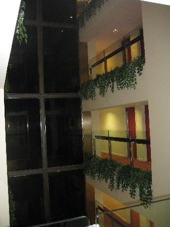 Hotel Font d'Argent: PASILLO