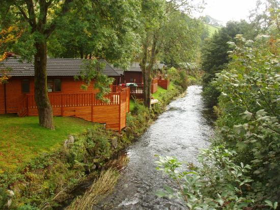 Troutbeck, UK: Limefitt Holiday Park