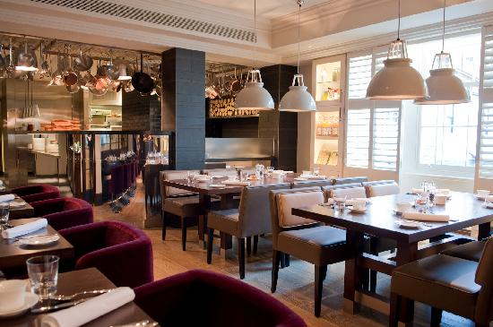 The Arch London: HUNter 486 Restaurant and Bar