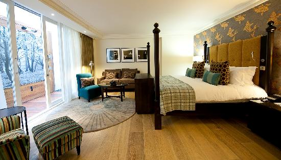 The Arch London: Courtyard Suite