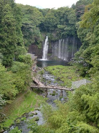 Fujinomiya, Japan: 結構絵になります
