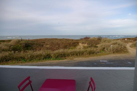 Saint-Georges-d'Oléron, France : Vue sur mer 1