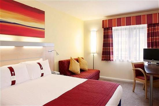 Holiday Inn Express Edinburgh - Royal Mile: Double Room