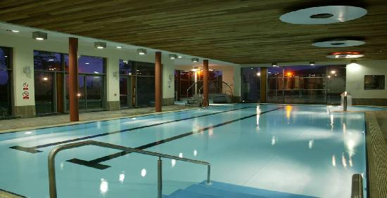 Swimming Pool at the Mulranny Park Hotel