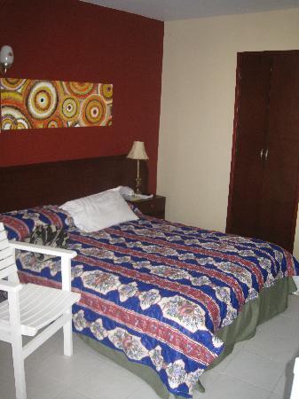 Hotel Betoma: The room