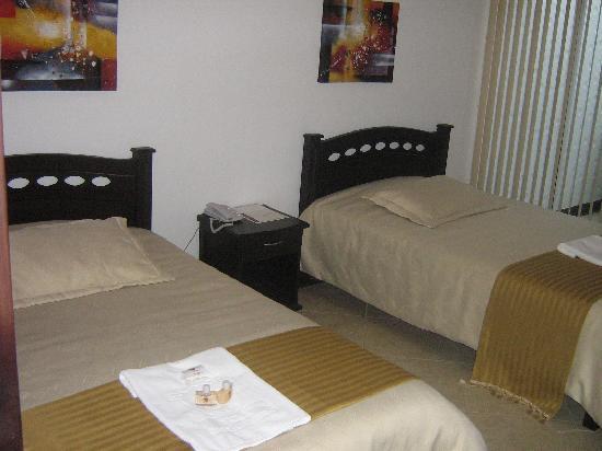 Hotel San Jeronimo: mas habitaciones