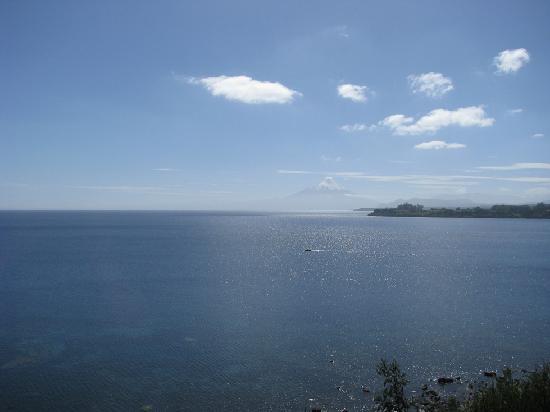 Hotel Cumbres Puerto Varas: Vista desde 5º piso