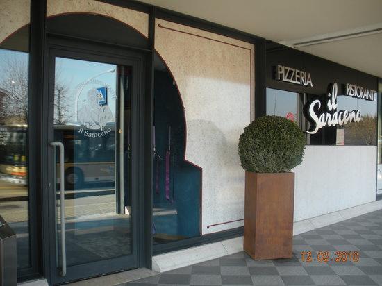 Pizzeria Ristorante IL Saraceno: front Restaurant
