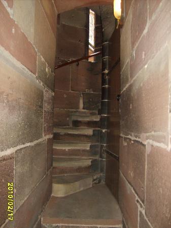 Montés des escaliers de la cathedrale - Photo de Strasbourg, Bas ...