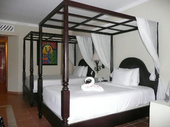 Luxury Bahia Principe Ambar Don Pablo Collection: notre chambre