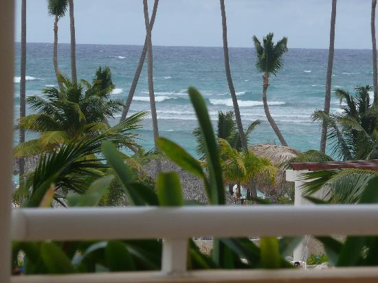 Luxury Bahia Principe Ambar Don Pablo Collection: vue de notre chambre