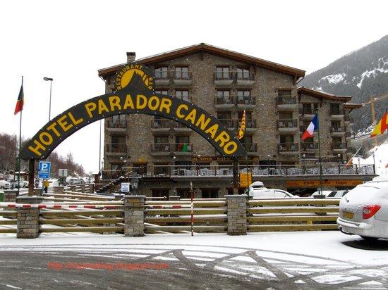 Hotel Parador Canaro 10