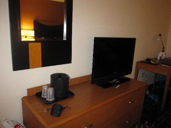 Fairfield Inn & Suites Wilkes-Barre Scranton: Our Room