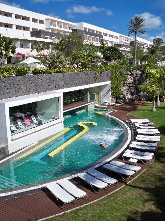Hotel Costa Calero: The spa