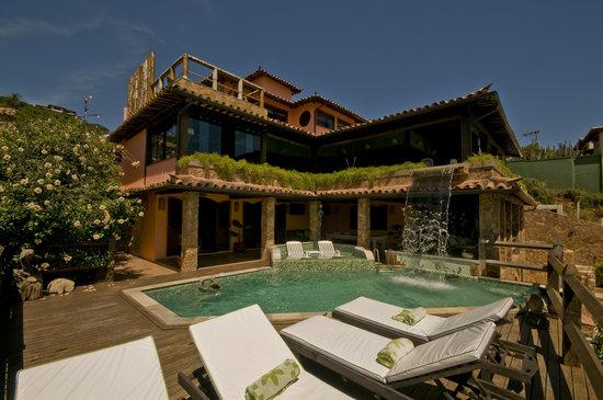 Cachoeira Inn: pool view