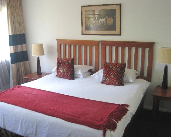 Graywood Hotel: Bedroom