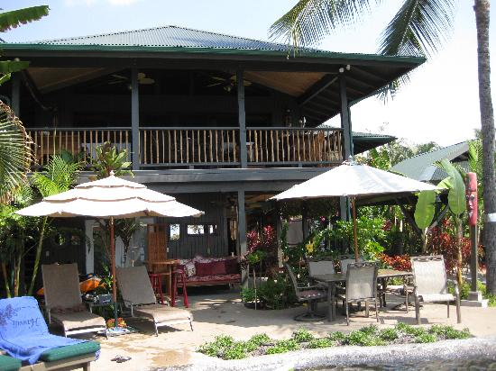 Kona Sugar Shack: the sugar shack!