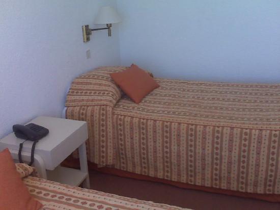 Hotel Bariloche Flat: dormitorio