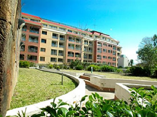 Waldorf Randwick Furnished Apartments: Randwick serviced apartments