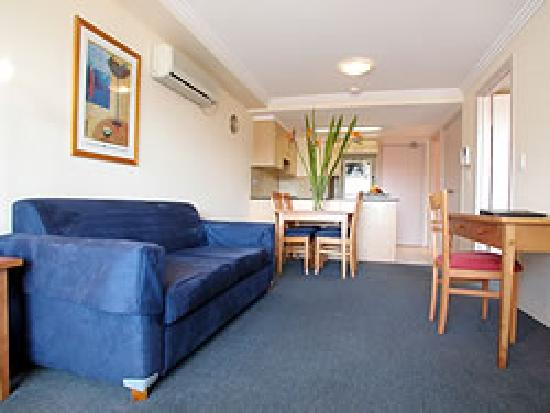 Waldorf Randwick Furnished Apartments: nicely furnished apartment