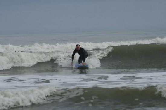 Cocoa Beach, FL: surf city