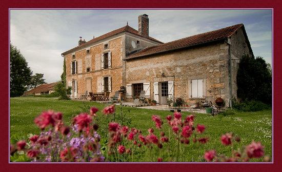 Chambres d'hotes at Puyfavard