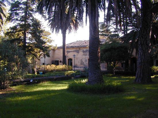 Case Zuccaro : il giardino
