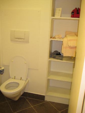 Hotel de Varenne: WC