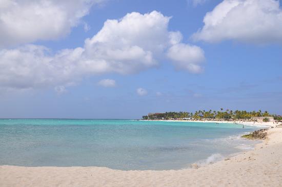 Le Chateau Aruba: Eagle Beach