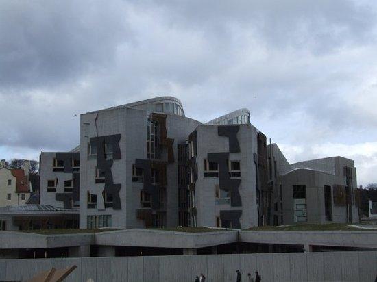 The Scottish Parliament New Scotish