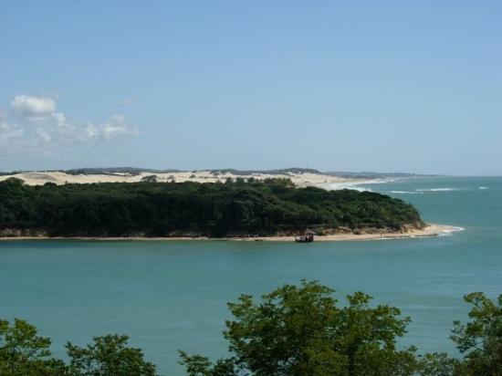 Pipa Beach: STUPENDISSIMA VISTA DI PIPA..
