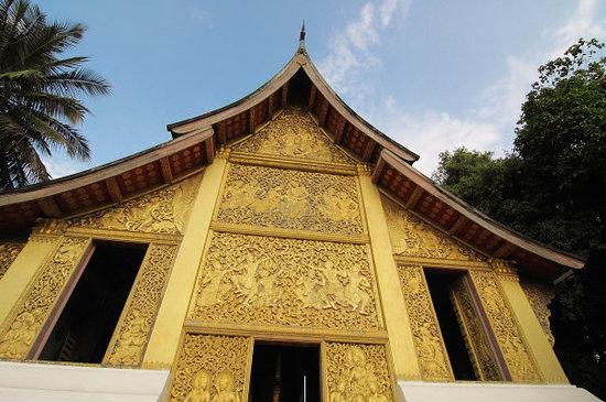 Tempel van de Gouden Stad (Wat Xieng Thong): วัดเชียงทอง