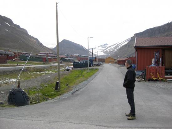 Spitsbergen, Norvège : where is everybody??