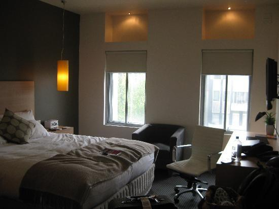 Rydges St Kilda: Cozy room at Urban St. Kilda
