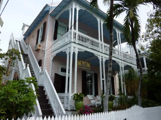 Key West Bed and Breakfast: Key West B&B, very nice place to stay.
