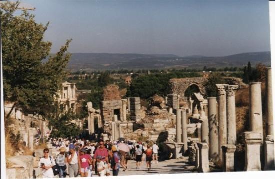 Bolingbrook, IL: Ancient Ephesus, Turkey- '98