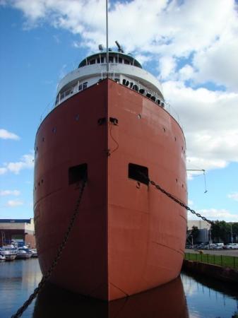 S.S. William A. Irvin Ore Boat Museum Foto