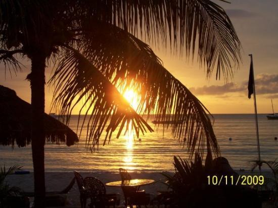Seven Mile Beach Foto