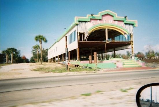 Hurricane Katrina Aftermath Picture Of Biloxi Mississippi