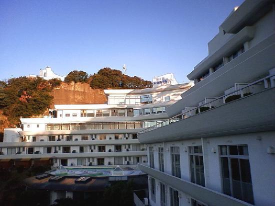 Dogashima Onsen Hotel: 外観