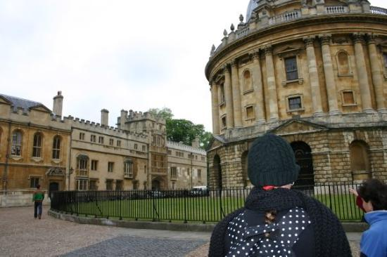 University of Oxford: Oxford