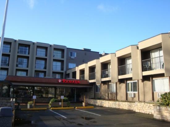 Ramada Victoria: Náš úžasnej hotel :-)