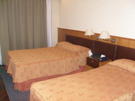 Hotel Napoleon: Room
