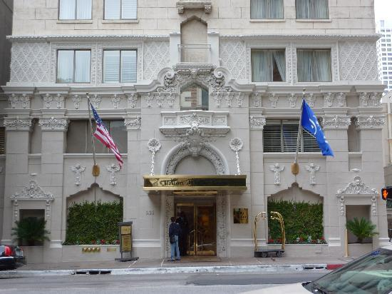 Hilton Checkers Los Angeles Hotel Downtown