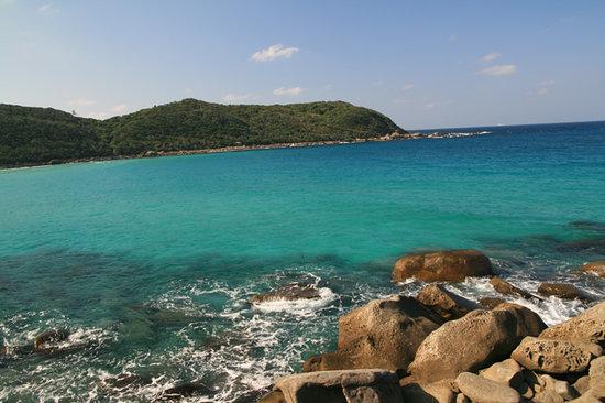 Urada Beach : 浦田の海