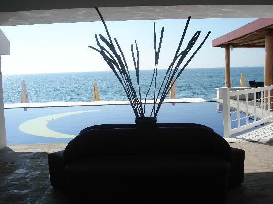 BEST WESTERN PLUS Luna Del Mar : Relajante área de descanso