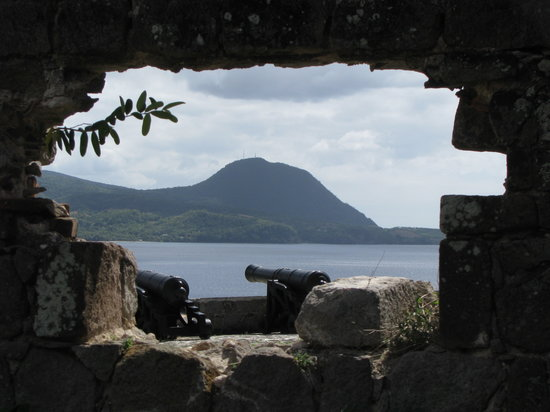Dominica: Fort Shirley