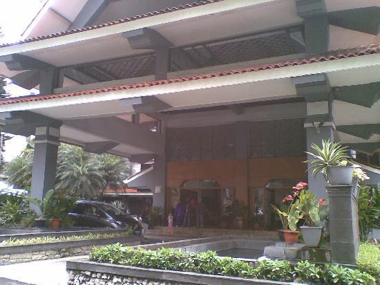 Hotel Permata International : hotel