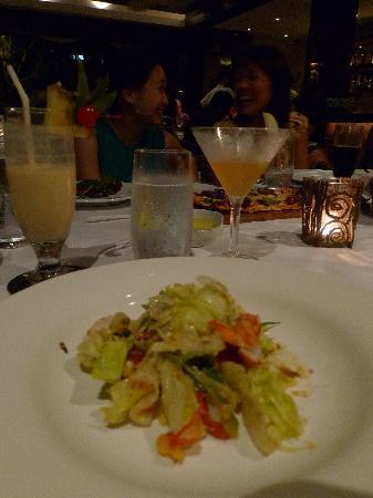 Abaca Restaurant: Cobb Salad