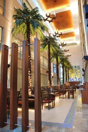 56 Ristorante Italiano: interior view of the restaurant..